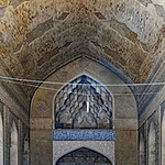 Isfahan - Old Town - Congregational (Jame) Mosque - North Iwan
